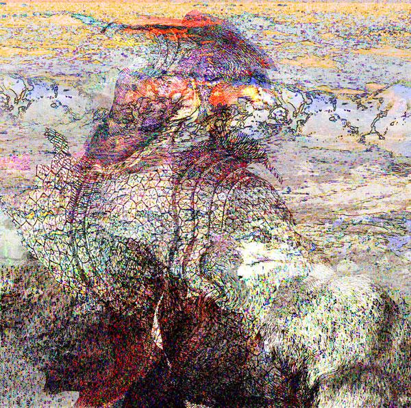 """Abb 09 """"wie von selbst im Raum"""" 2016 (35x35cm)"""
